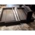 7292 Dienblad hengsel 38x23cm antique grey