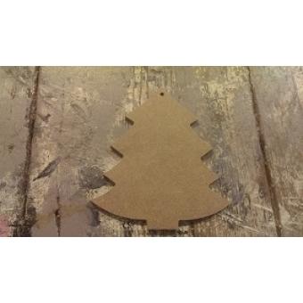 MDF 207 MDF Kerstboom 20 cm
