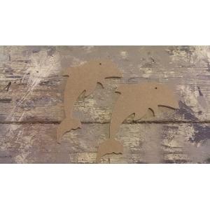 MDF 113 MDF Dolfijn ca. 10 cm