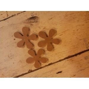 MD1 MDF Mini bloem 3 a 4 cm
