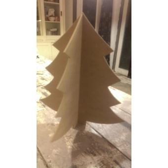 MK1  2-delige kerstboom groot ca. 30 cm