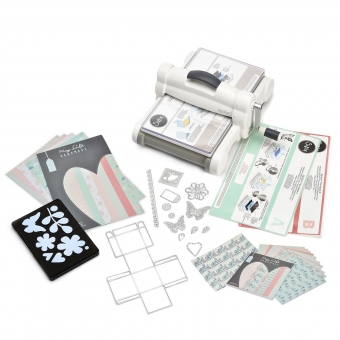 Sizzix Big Shot plus (A4) starterkit