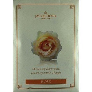 Jacob Hooy Geurzakje Rose